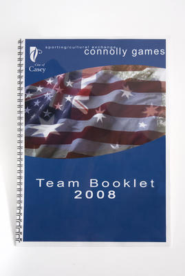 Booklet, Connolly Games