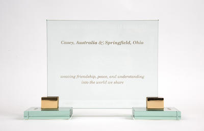Commemorative trophy, Connolly Games