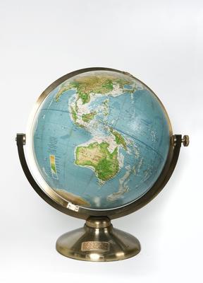 Cartocraft Physical-Political 16 inch Globe