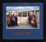 Opening of the City of Casey Wall of Global Friendships